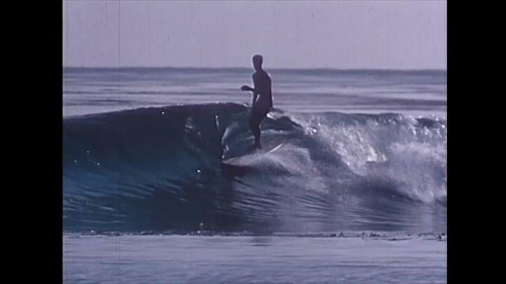 Cap Ferret Surf School a partagé la vidéo de Surf