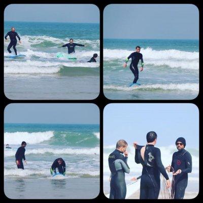 Cap Ferret Surf School est à Cap Ferret Surf School