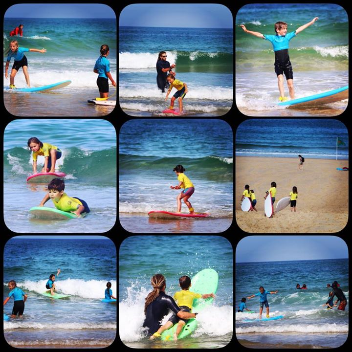 Cap Ferret Surf School a ajouté 2 nouvelles photos – à Cap Ferret Surf School